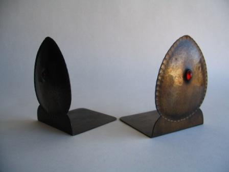H stroeve art deco boekensteunen koper verkochte artikelen tussen kunst en design - Deco tussen ...