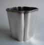 Anton Michelsen sterling silver vase vaas