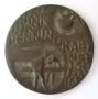 Eric Claus 150 jaar Koninklijk Penningkabinet penning