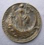 Loeki Metz penning kroonzegel Koningin Beatrix