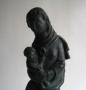 Niel Steenbergen Madonna de Quay bronzen beeld